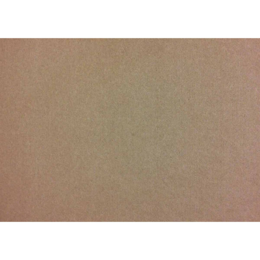 Universal Forest Products 1/2 In. x 24 In. x 48 In. MDF Panel