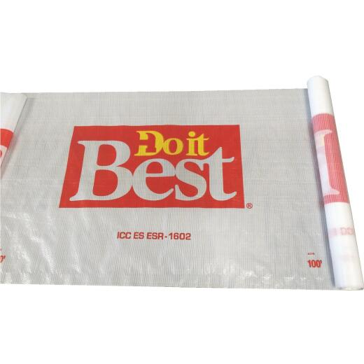 Do it Best REX Wrap 3 Ft. x 100 Ft. House Wrap