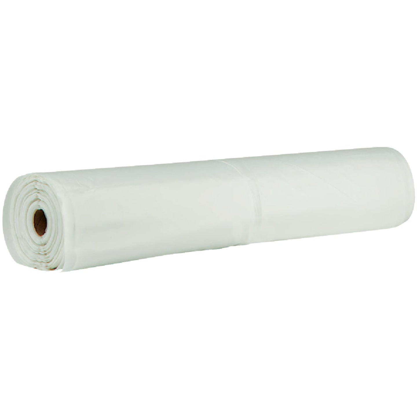 Film-Gard 6 Ft. x 100 Ft. Clear 4 Mil. Polyethylene Sheeting Image 1
