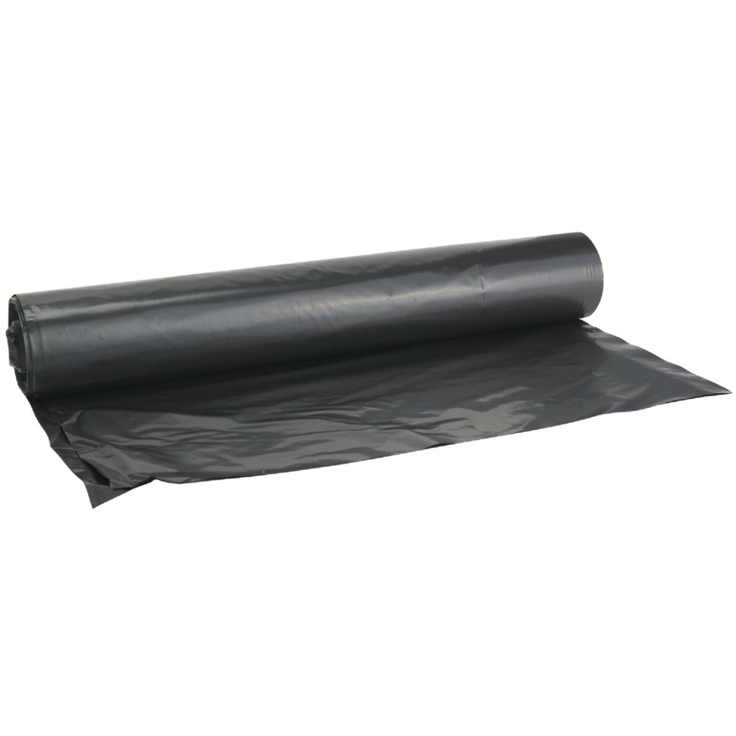 Film-Gard 8 Ft. X 100 Ft. Black 4 Mil. Polyethylene Sheeting Image 1
