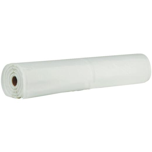 Film-Gard 10 Ft. x 50 Ft. Clear 4 Mil. Polyethylene Sheeting