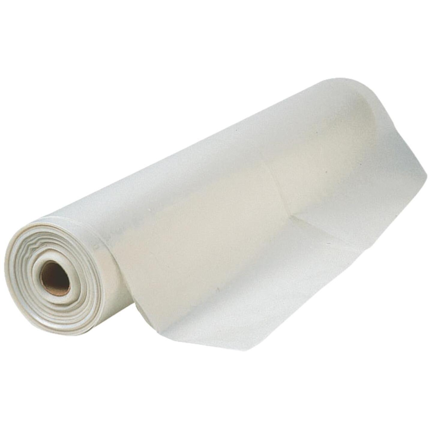 Film-Gard 8 Ft. x 100 Ft. Clear 4 Mil. Polyethylene Sheeting Image 2