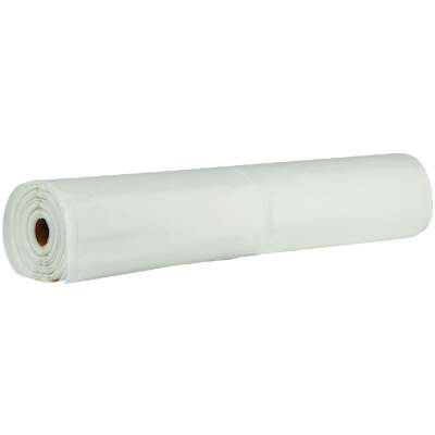 Film-Gard 24 Ft. x 100 Ft. Clear 4 Mil. Polyethylene Sheeting