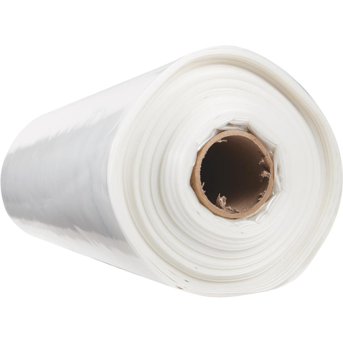 Film-Gard 20 Ft. x 100 Ft. Clear 6 Mil. Polyethylene Sheeting Image 1
