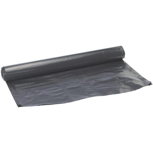 Film-Gard 12 Ft. X 50 Ft. Black 4 Mil. Polyethylene Sheeting