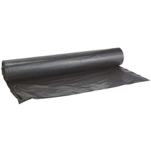 Film-Gard 20 Ft. X 50 Ft. Black 4 Mil. Polyethylene Sheeting