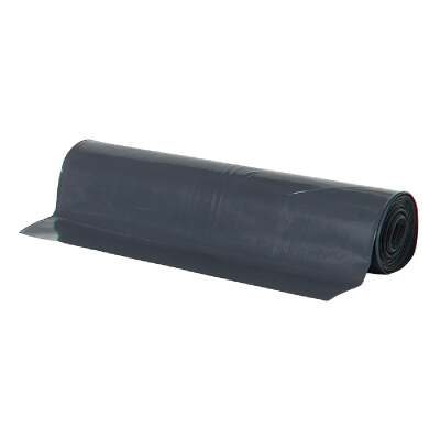 Film-Gard 10 Ft. X 100 Ft. Black 6 Mil. Polyethylene Sheeting