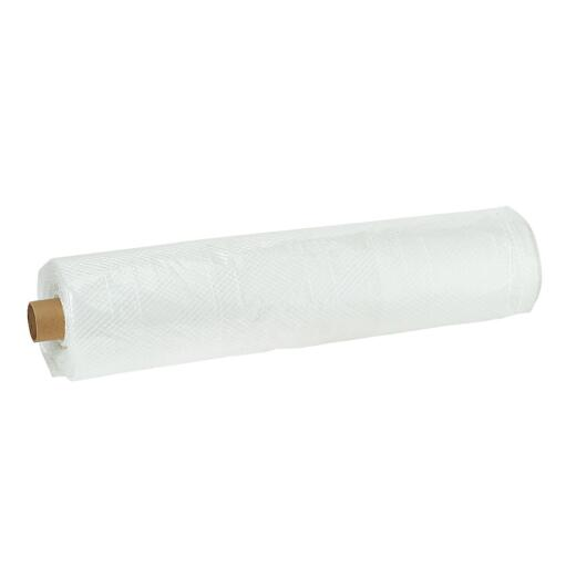 Film-Gard 20 Ft. X 100 Ft. Molten Polyethylene Clear 6 Mil. Reinforced Plastic Sheeting