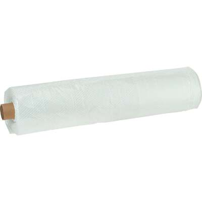 Film-Gard 4 Ft. X 100 Ft. Clear 4 Mil. Lightweight Poly Film Sheeting