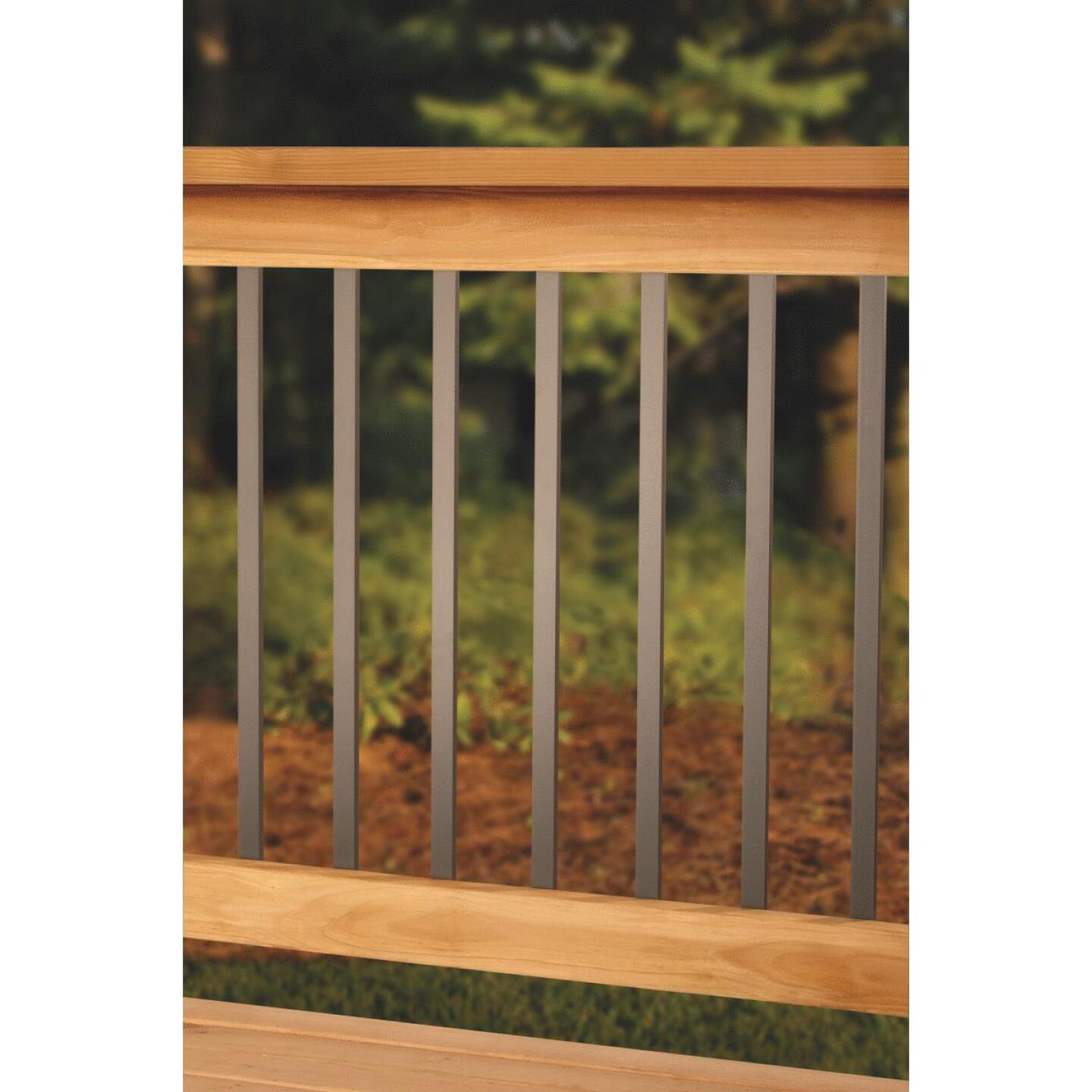 Deckorators 32 In. Bronze Aluminum Traditional Baluster (10-Pack) Image 2