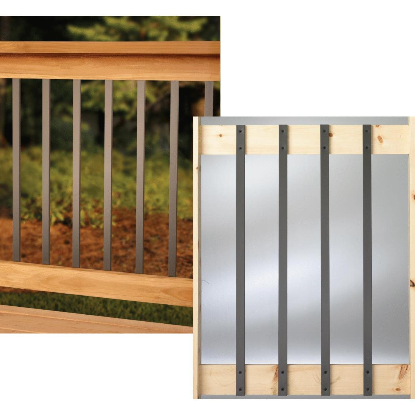Deckorators 32 In. Bronze Aluminum Traditional Baluster (10-Pack) Image 1