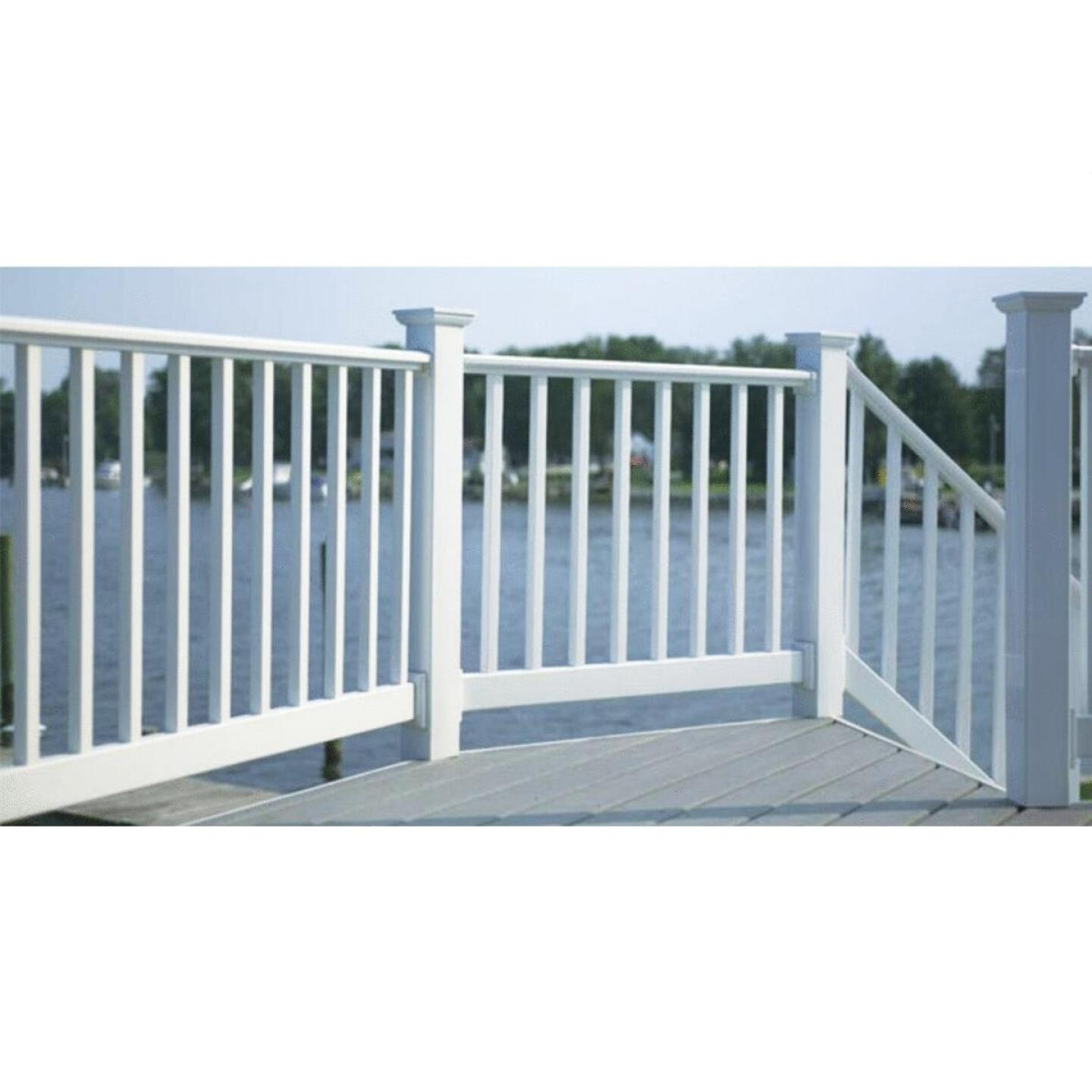 RDI 36 In. H. x 6 Ft. L. Vinyl Original Railing Image 2