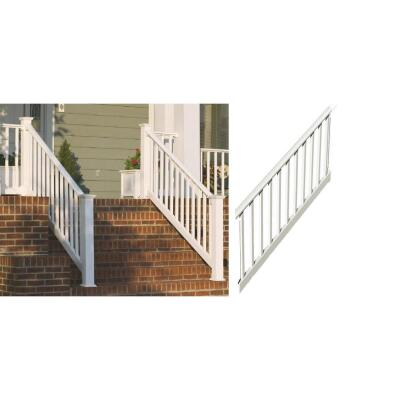 RDI Original 36 In. H. x 6 Ft. L. Vinyl T-Shape Stair Railing