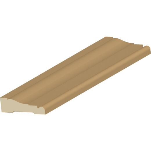 Cedar Creek WM376 11/16 In. W. x 2-1/4 In. H. x 7 Ft. L. Natural Solid Pine Colonial Casing Molding