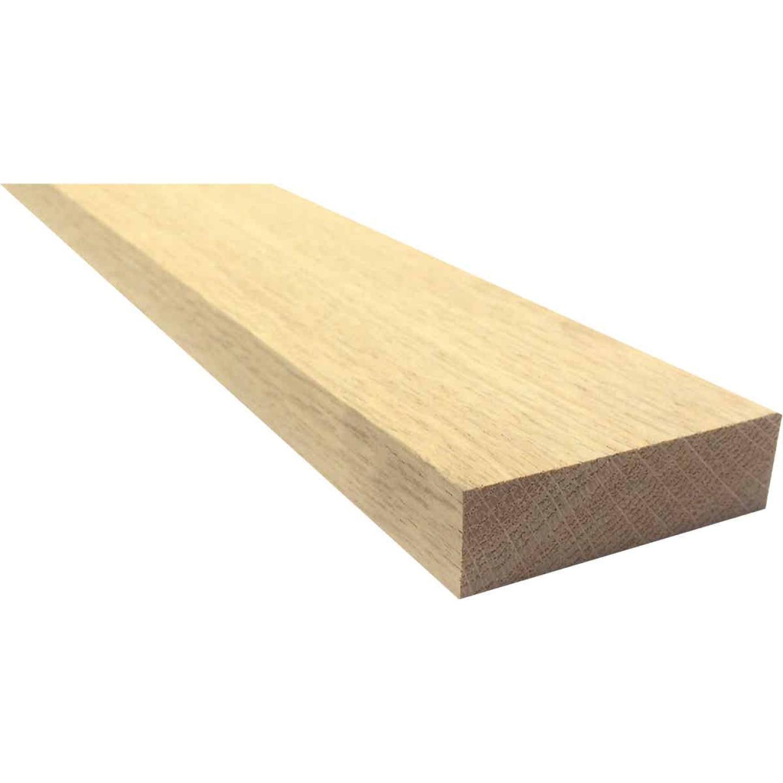 Waddell 1 In. x 3 In. x 6 Ft. Red Oak Board Image 1