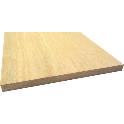 Waddell 1 In. x 12 In. x 3 Ft. Red Oak Board