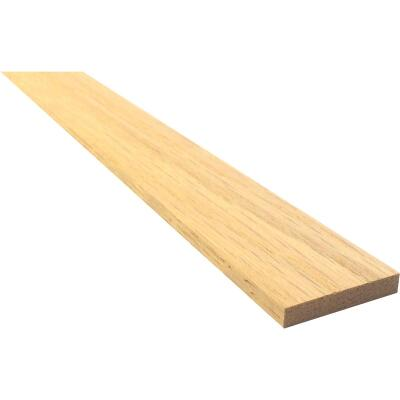 Waddell 1/4 In. x 2 In. x 2 Ft. Red Oak Board