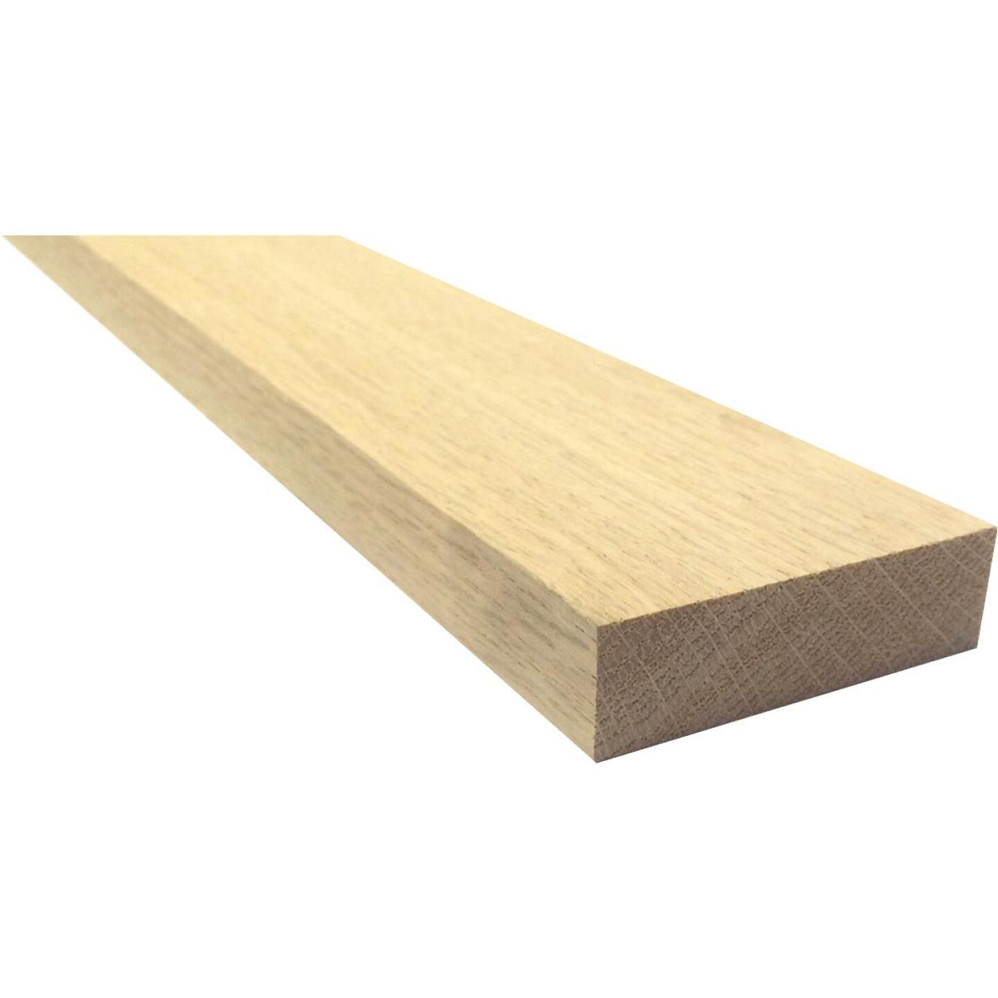 Waddell 1 In. x 3 In. x 8 Ft. Red Oak Board Image 1
