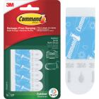 Command Outdoor Light Clips Small Foam Strips Refill (16 Count) Image 1