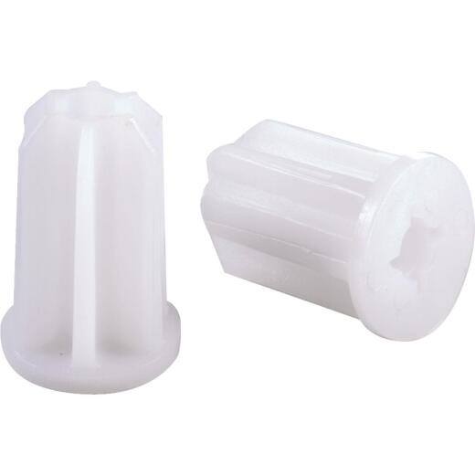 Do it 3/4 In. Plastic Caster Socket Insert (4-Pack)