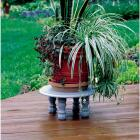 Waddell 14 In. Traditional Pine Table Leg Image 1