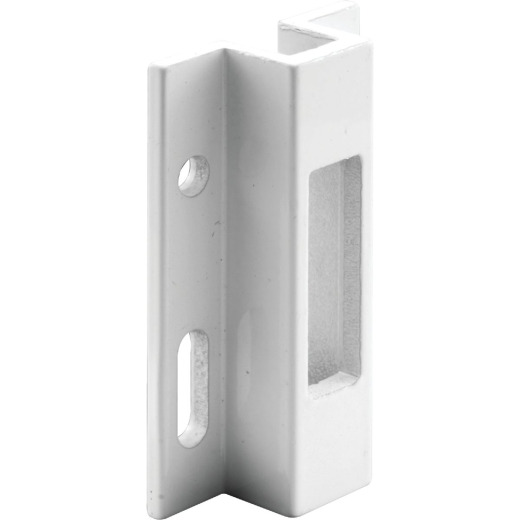 Prime-Line Aluminum Sliding Door Keeper