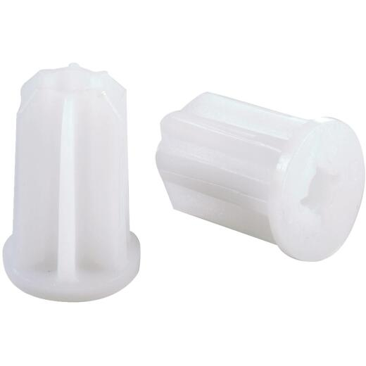 Do it 1/2 In. Plastic Caster Socket (4-Pack)