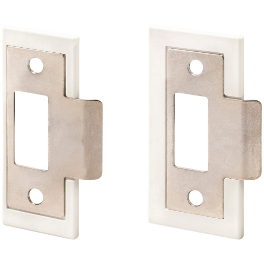 Prime-Line Fix-A-Latch Satin Nickel Repair Kit (2 Pack)