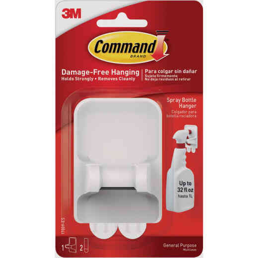 3M Command Spray Bottle Holder Adhesive Hook