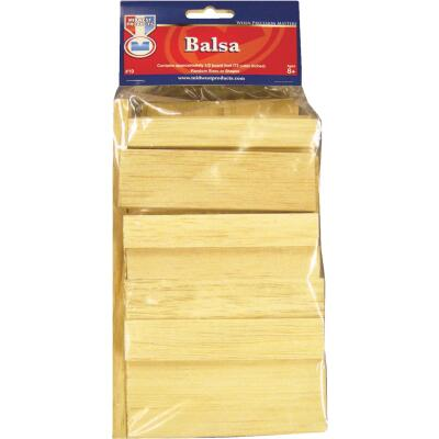 Midwest Product Various Dimensions Balsa Econo Board