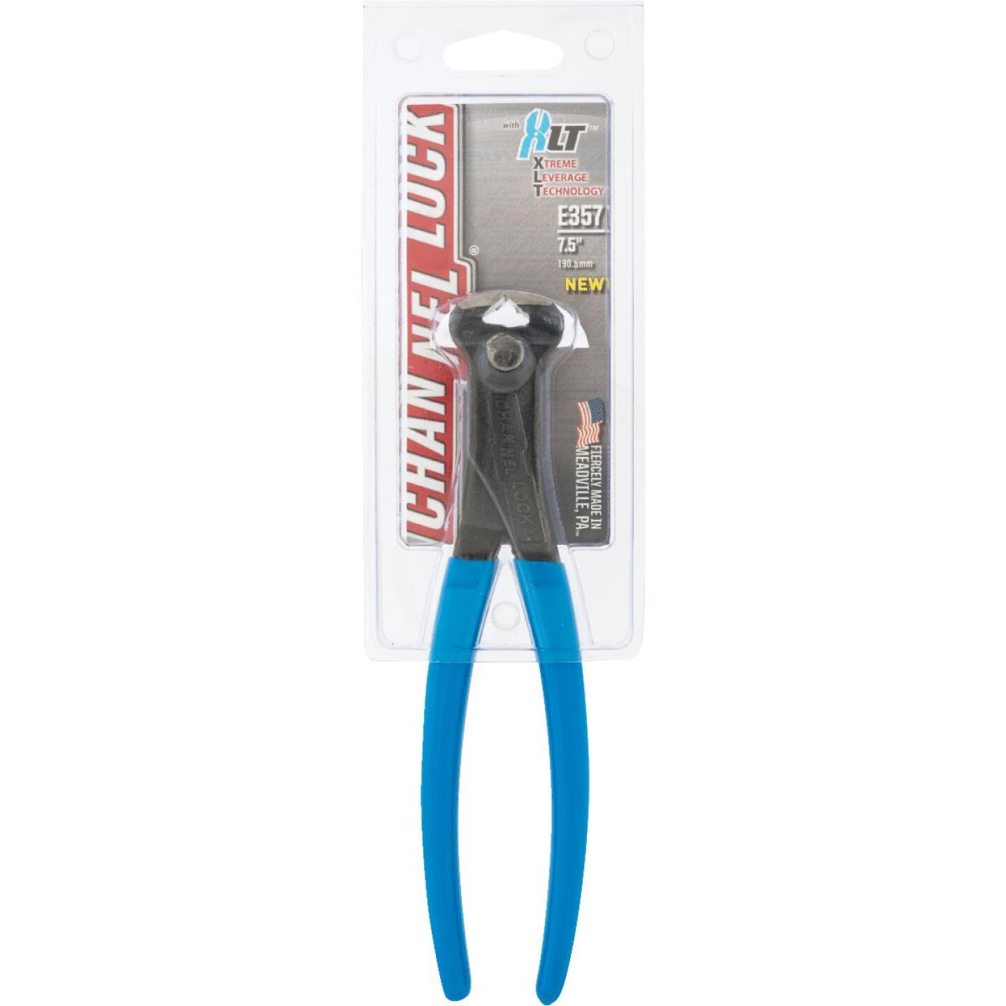 Channellock 7-1/2 In. E Series High Leverage Cutting Nipper Image 2