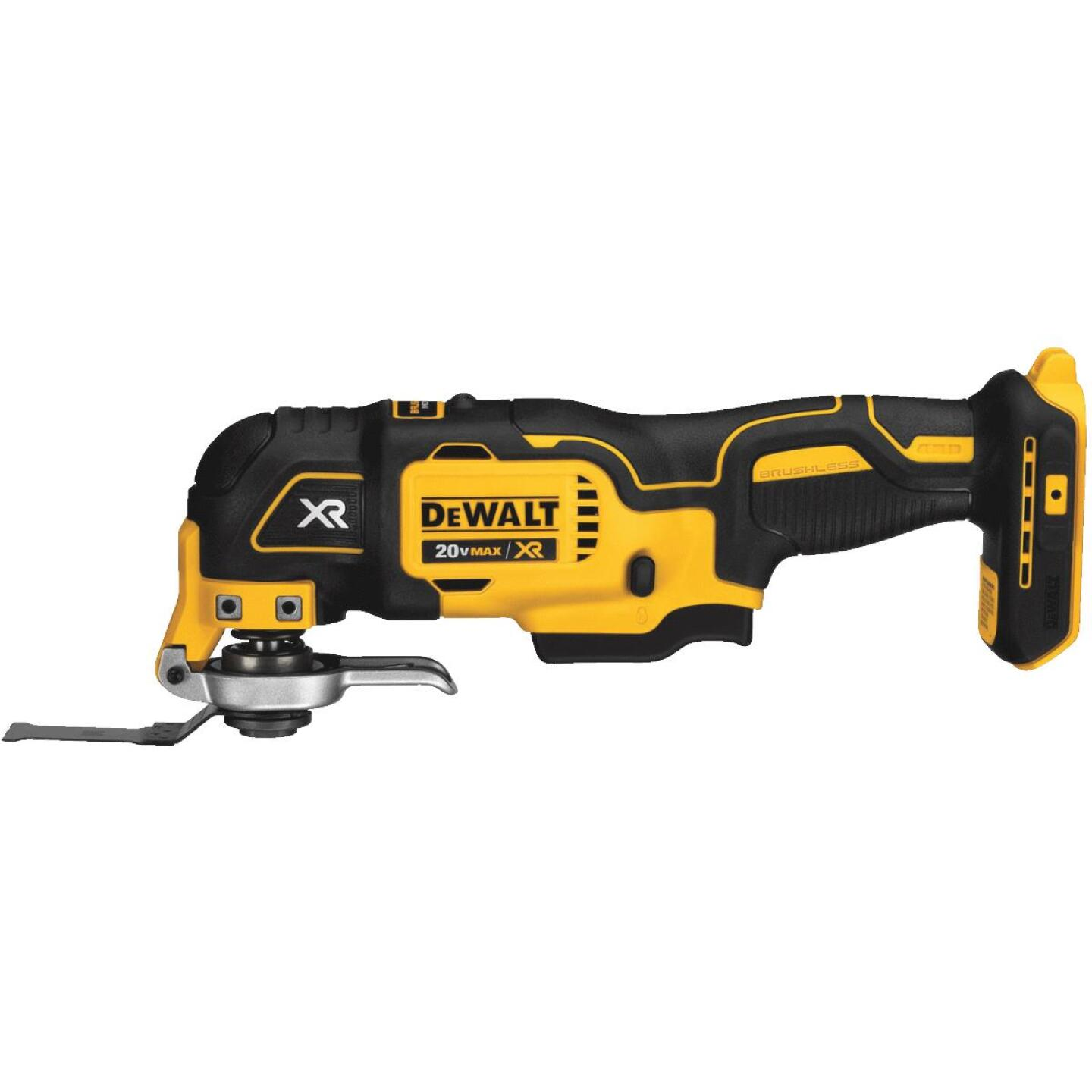 DeWalt 20 Volt MAX XR Lithium-Ion Brushless Cordless Oscillating Tool (Bare Tool) Image 1