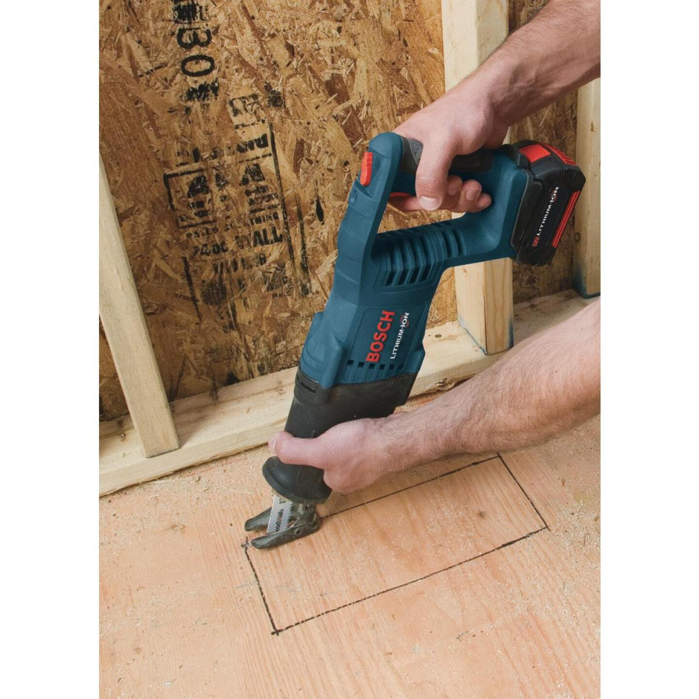 Bosch 18 Volt Lithium-Ion Cordless Reciprocating Saw (Bare Tool) Image 2