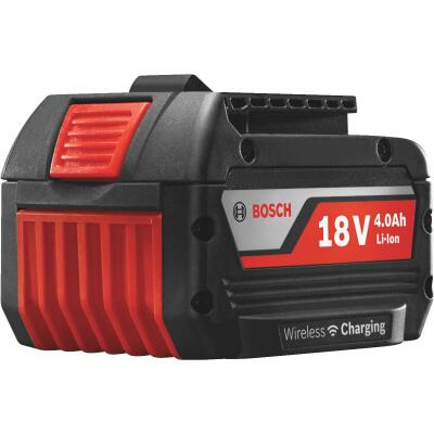 Bosch 18 Volt FatPack Lithium-Ion 4.0 Ah Tool Battery (2-Pack)