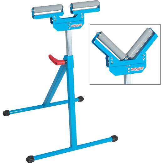 Channellock V-Style Roller Stand