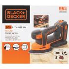 Black & Decker 20-Volt MAX Lithium-Ion Mouse Cordless Finish Sander Image 5