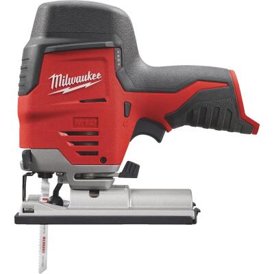 Milwaukee M12 12 Volt Lithium-Ion High Performance Cordless Jig Saw (Bare Tool)