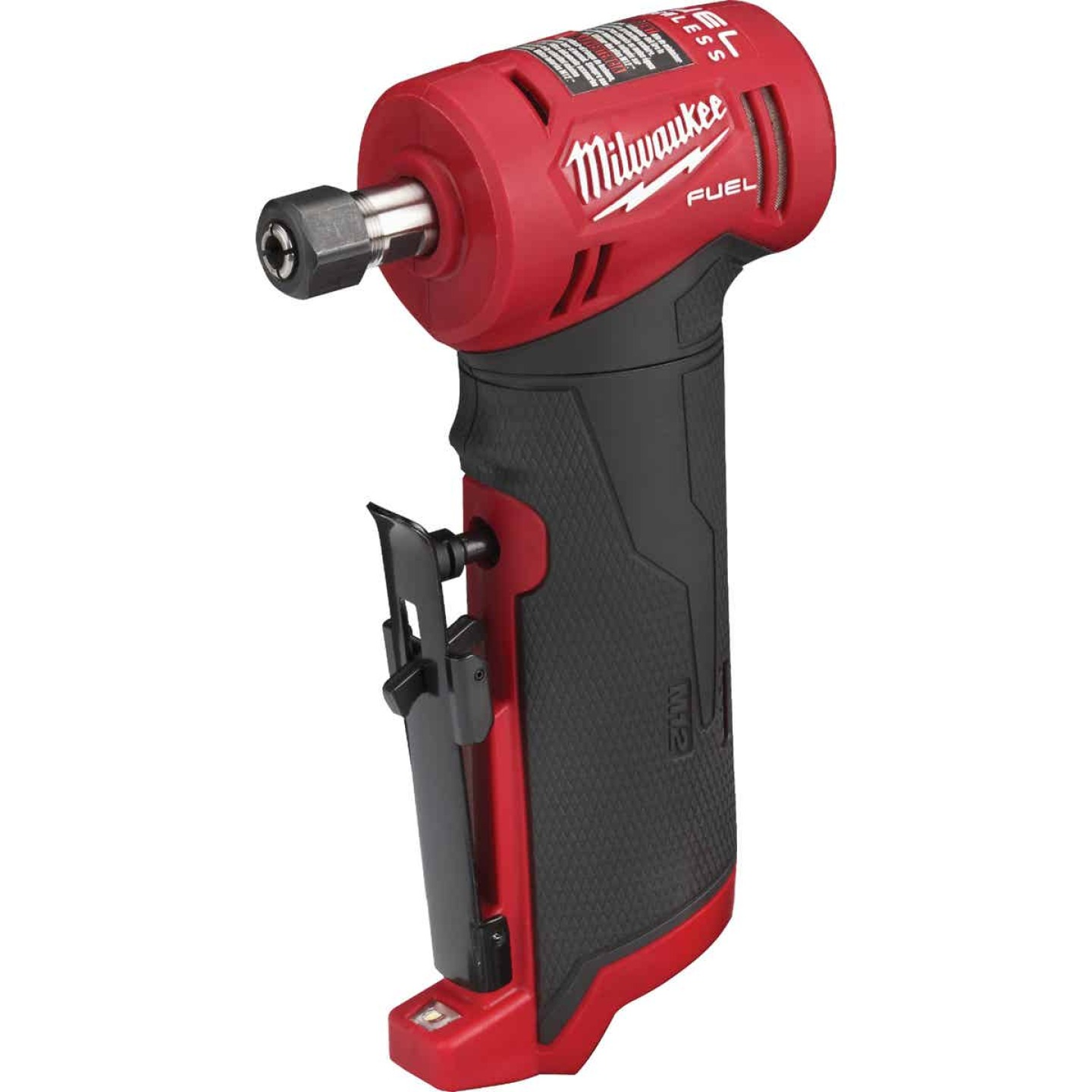 Milwaukee M12 FUEL 12 Volt Lithium-Ion Brushless 1/4 In. Right Angle Cordless Die Grinder (Bare Tool) Image 1