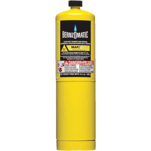 Bernzomatic Map-Pro 14.1 Oz. MAPP Gas Cylinder