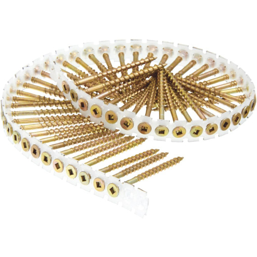 Collated Screws