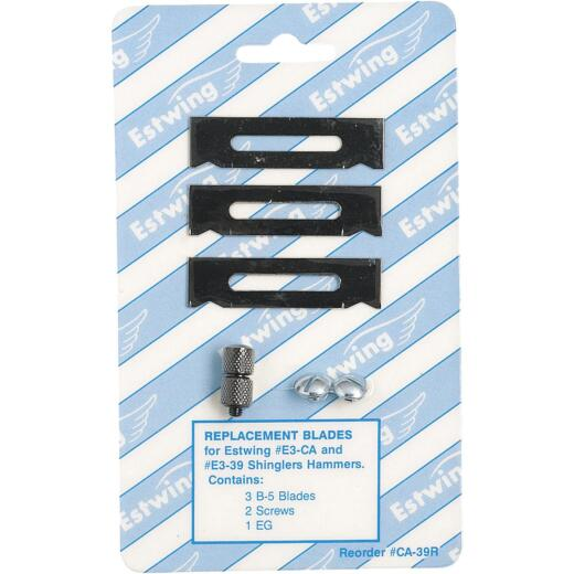 Estwing Shingling Hatchet Replacement Blade and Gauge