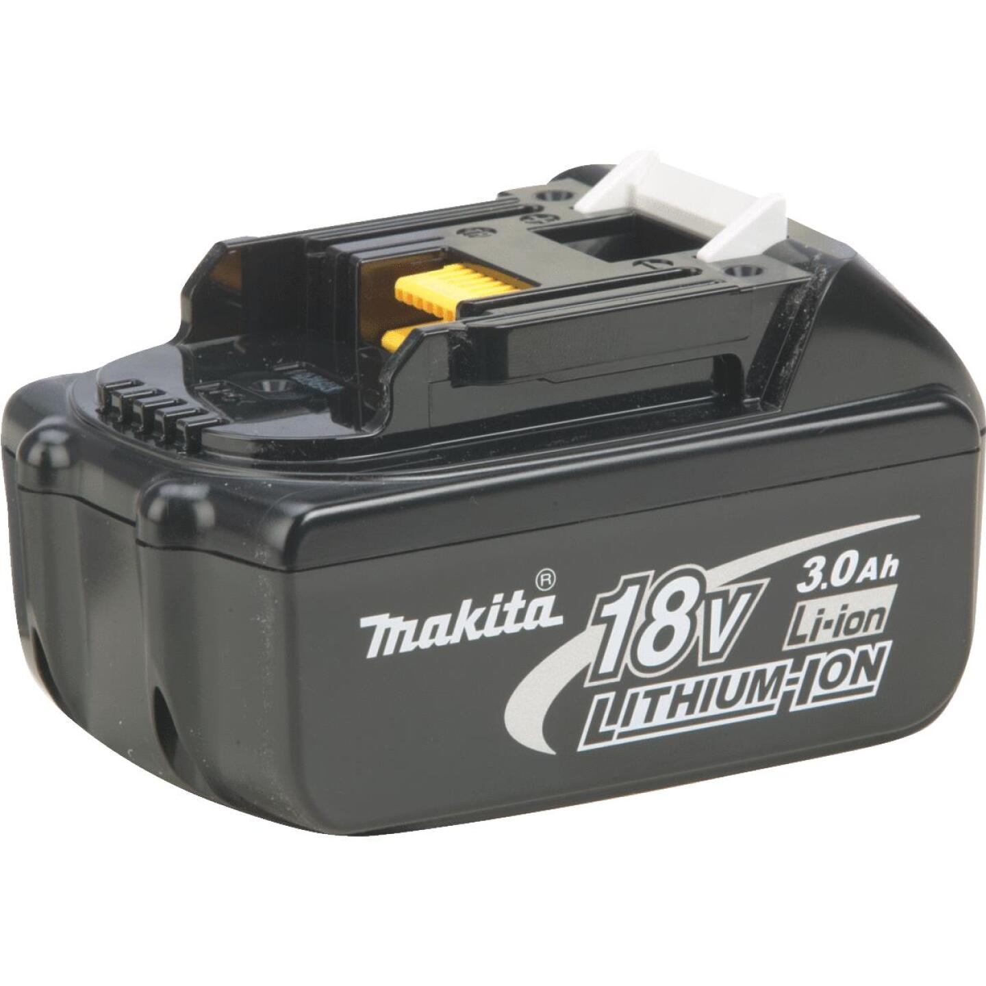 Makita 18 Volt LXT Lithium-Ion 3.0 Ah Tool Battery Image 1