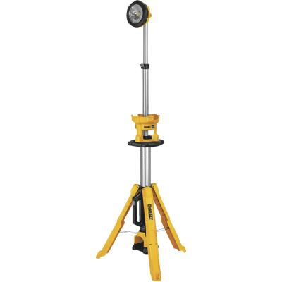 DeWalt 20 Volt MAX Lithium-Ion LED Tripod Cordless Work Light (Bare Tool)