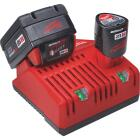 Milwaukee M18/M12 18 Volt and 12 Volt Lithium-Ion Multi-Voltage Battery Charger Image 2