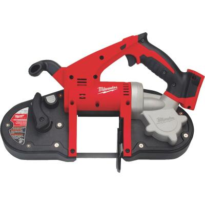 Milwaukee M18 18 Volt Lithium-Ion Cordless Band Saw (Bare Tool)