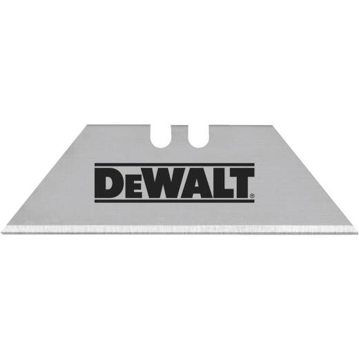 DeWalt 2-Point Heavy-Duty 2-1/2 In. Utility Knife Blade (75-Pack)