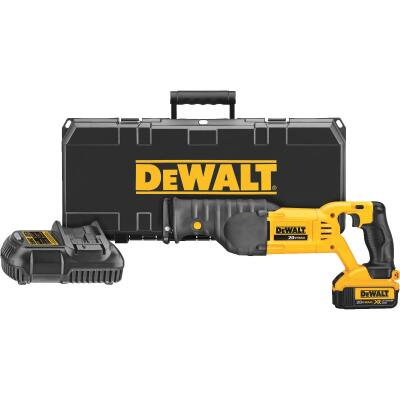 DeWalt 20 Volt MAX Lithium-Ion Cordless Reciprocating Saw Kit