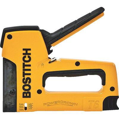 Bostitch PowerCrown Heavy-Duty Staple Gun