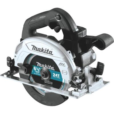 Makita 18 Volt LXT Lithium-Ion Brushless 6-1/2 In. Sub-Compact Cordless Circular Saw (Bare Tool)