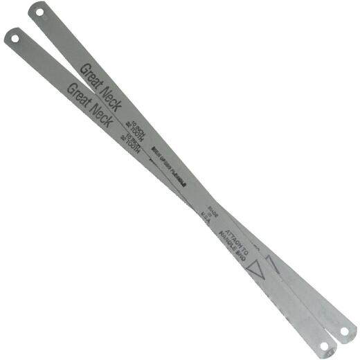 Do it 10 In. L. Blade 32 TPI High-Speed Steel Hacksaw Blade (2-Pack)